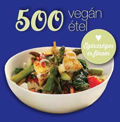 500 vegán étel Deborah Gray vegánblog