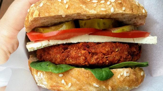 bab burger recept vegánblog