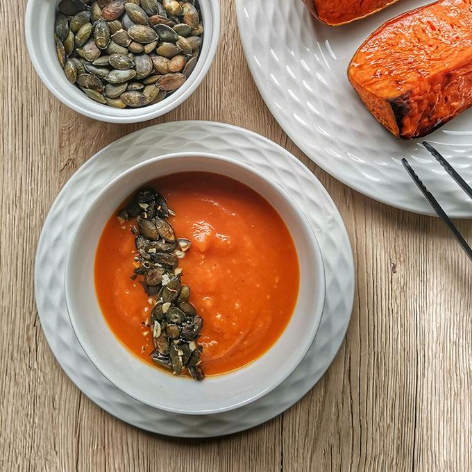 hokkaido-tök-sütőtökkrémleves-recept-vegánblog