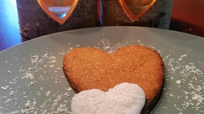 mézeskalács mandulás süti recept vegánblog