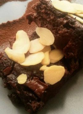 sütőtökös brownie recept veganblog
