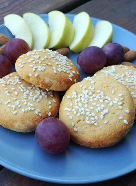 szuper egyszerű sós keksz recept vegánblog