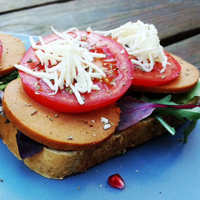 vegán szendvicsfeltét recept vegánblog