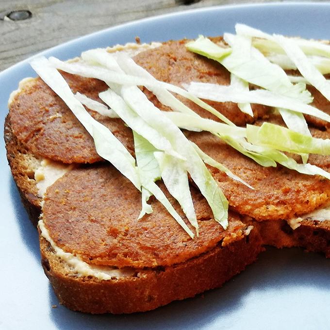 vegan paprikas szalami recept vegánblog