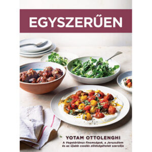 Yotam Ottolenghi Egyszerűen vegánblog