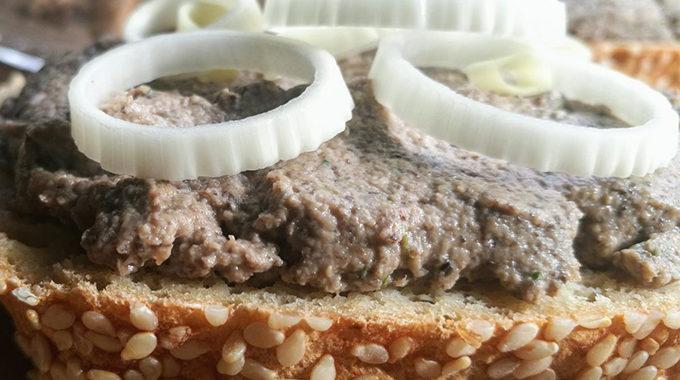 gombapástétom májkrém recept-vegánblog