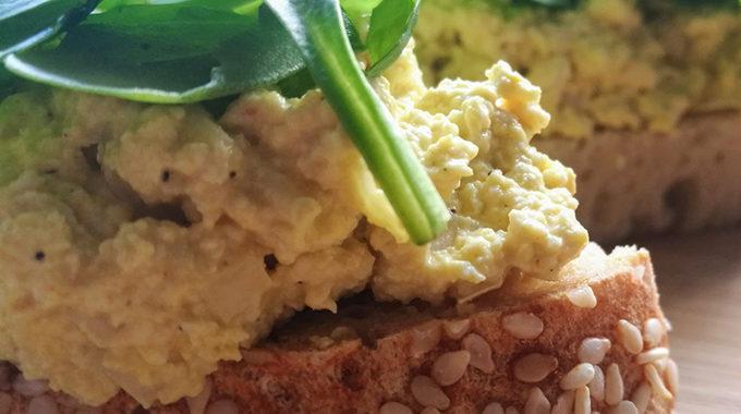vegán tojáskrém recept vegánblog