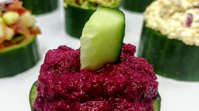 vegán party falatok recept vegánblog
