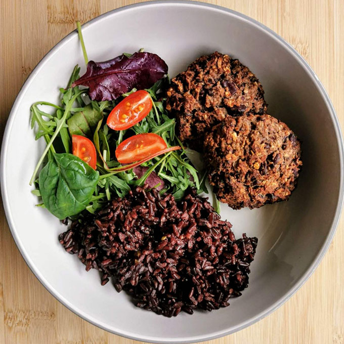 gombafasírt recept vegánblog