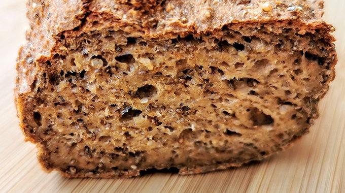 gluténmentes vegán kenyér recept vegánblog