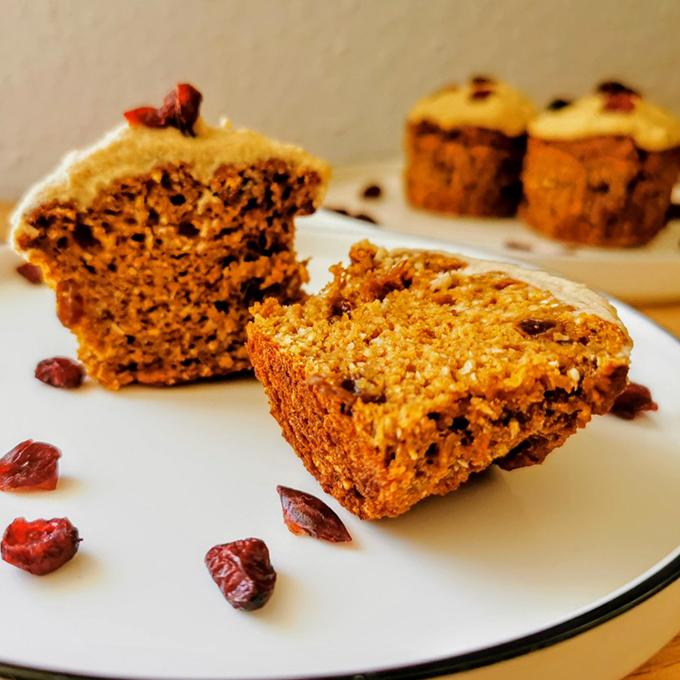 vegán répartora muffin recept vegánblog