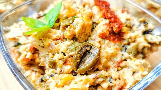 vegán tonhalkrém recept vegánblog