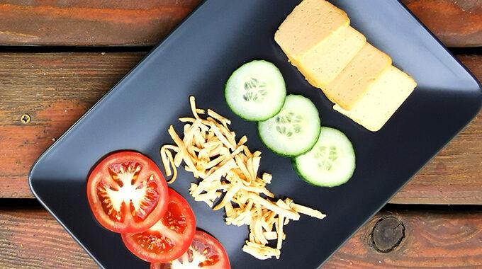 reszelhető szeletelhető vegán cheddar sajt vegánblog
