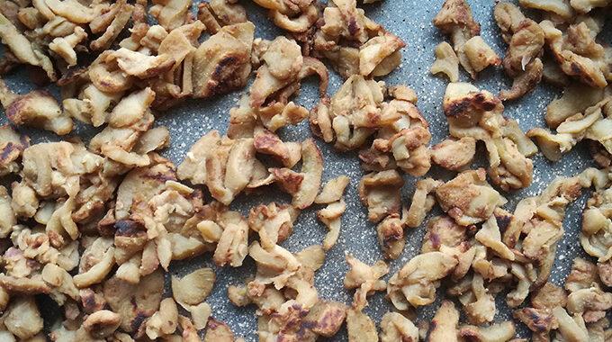 vegán bacon szalonna recept vegánblog