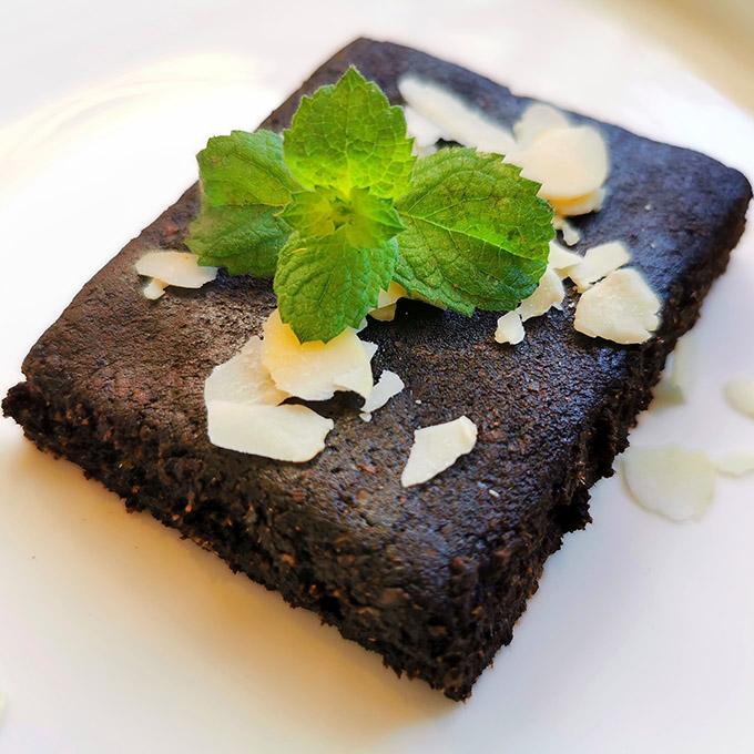 sütés nélküli brownie recept vegánblog