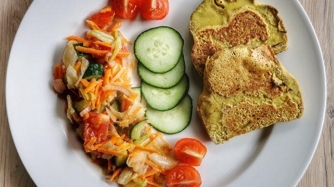 vegán bundás kenyér recept vegánblog