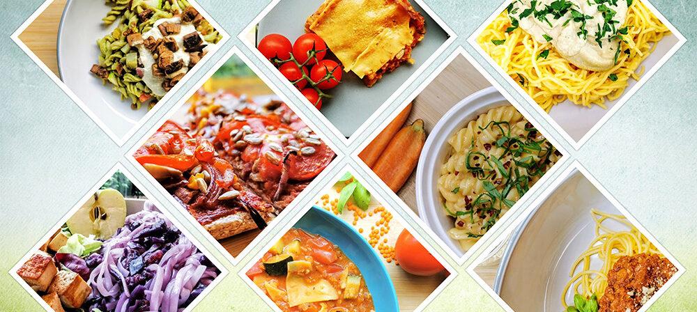 vegán tészta receptek vegánblog