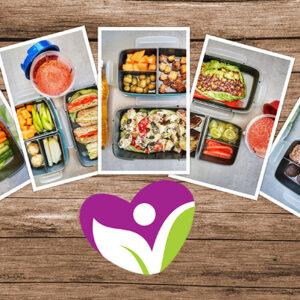 Ebéd dobozolási ötletek 5 napra – melegítés nélkül