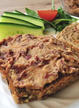 egyszerű babkrém recept vegánblog