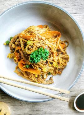 vegán pad thai recept vegánblog