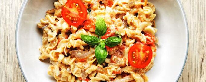 egyedényes villám tészta recept vegánblog