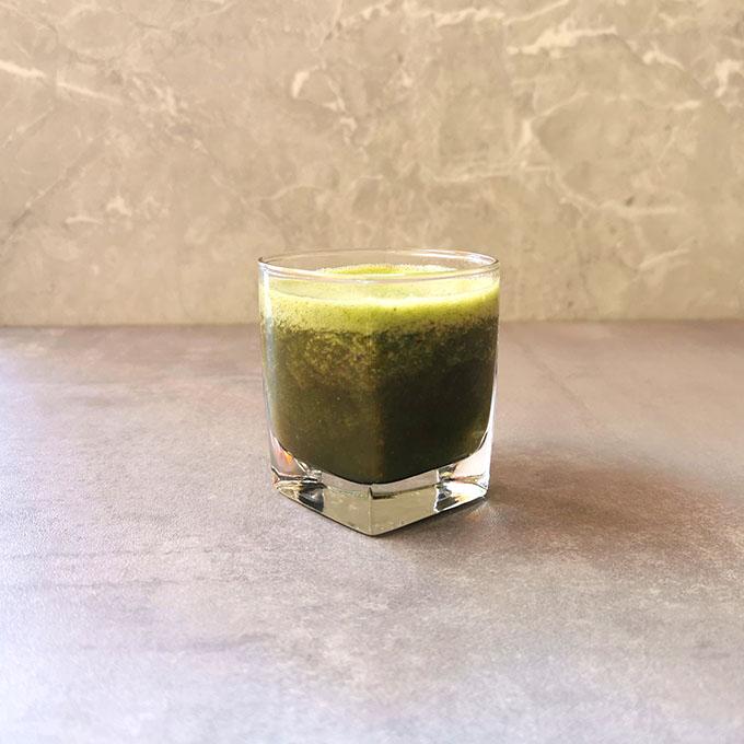 immunerősítő zöld smoothie vegánblog