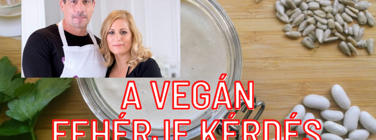 a vegán fehérje kérdés