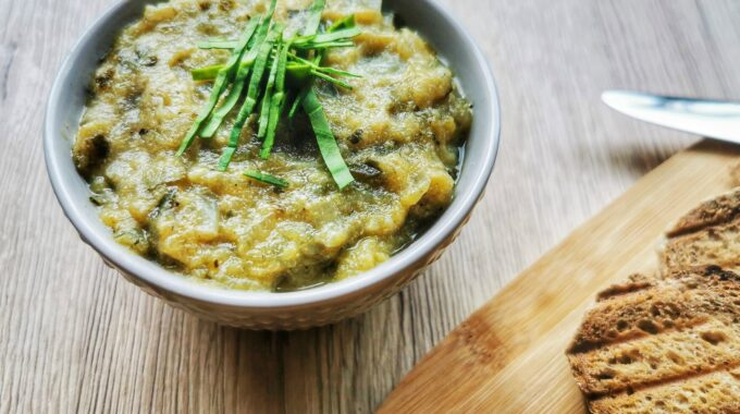 cukkinis kence recept vegánblog